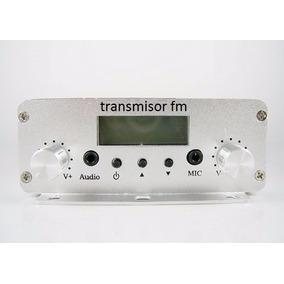 Transmisor Fm De 20 Watts Radio Comunitarias Entrega Inmedia