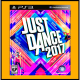 Just Dance 2017 Playstation 3 Ps3 Aceptamos Oxxo