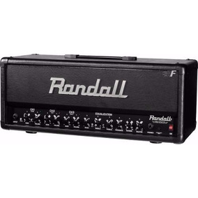 Amplificador Cabeçote Guitarra Randall Rg-1003 100w- Riff