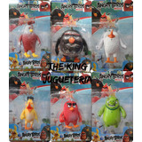 Muñecos Angry Birds The Movie Precio Por Cada Uno!! Envios!
