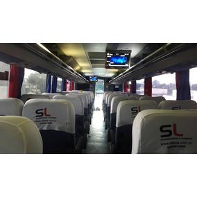Monitor Tv Para Ônibus Marcopolo Irizar Busscar Mascarello