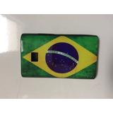 Capinha Do Brasil Para Lg Optimus L3 E400/e405/l3