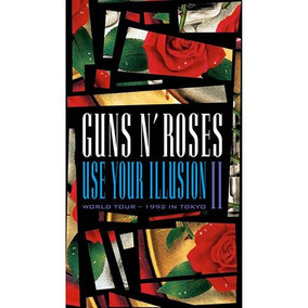 Dvd - Use Your Illusion 2 - Guns N
