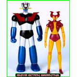 Mazinger Z + Afrodita Box Set Anime Action Argentina