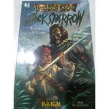 Livro Piratas Do Caribe Jack Sparrow A Espada De Cortés