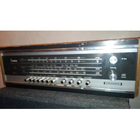 Amplificador Antiguo Radio Am Fm Germany Grundig