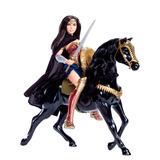 Boneca Dc Super Hero Mulher Maravilha Princesa Diana Fdf43 -