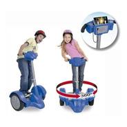 Scooter Patin Electrico Para Niños Dareway 360º 12v Feber