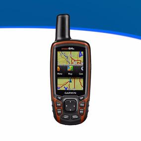Gps De Mano Garmin Gpsmap 64s Resistente Bluetooth Gtia Of.