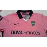 Camiseta Oficial Boca Juniors Rosa 2014 Todos Los Talles!!!