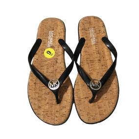 Zapatos Para Mujer - Michael Kors Sandalias Negras