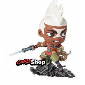 Ekko Lol Boneco League Of Legends Figura Com Caixa