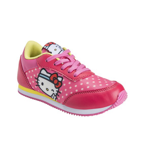 Zapatilla Topper Theo Kitty Dot - Niñass