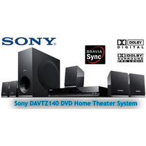 Home Theater Dvd Sony Dav-tz140 Teatro En Casa 5.1 Original