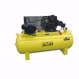 Compresor 3 Cilindros En W 380v 7.5 Hp 300 Litros Correa Fmt