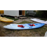 Kayak Doble Bicolor
