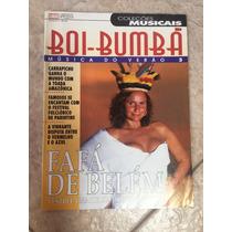 Revista Boi-bumbá Coleções Musicais Fafá De Belém N°3