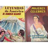 Revistas Novaro Vidas Ilustres Y Ejemplares Mujeres Epopeya