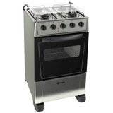Cocinas Combinadas James Thompson 1550 Inoxidable Pcm