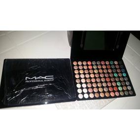 Mac Paleta De 88 Sombras Maquillaje Cosmeticos