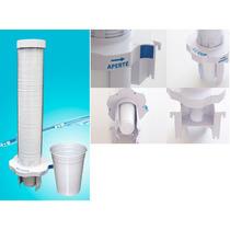 Suporte Copo Agua Descartavel Automático Sem Desperdicio