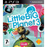 Little Big Planet 3 Ps3 | Digital Español Oferta
