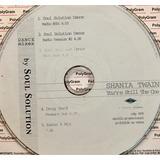 Cd Shania Twain Youre Still The One Promo Sin Portadas