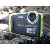 Camara Digital Contra Agua Fujifilm Finepix Xp125 De Remate!