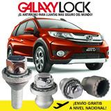 Birlos Seguridad Honda Br-v Prime Gasolina Galaxylock
