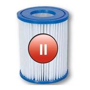Filtro Repuesto Bestway  Bomba Filtrante 10,50cm X  13.5 Cm