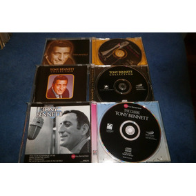 Tony Bennett Deluxe 3cd Boxset Edition 2001 Treinta Exitos