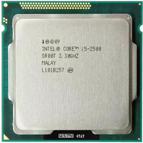 Processador Intel Core I5-2500 3.30ghz Lga 1155 +pasta Prata