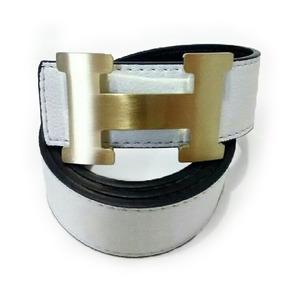 6dcde47841e Cinto Hermes Collier De Chien - Cintos Branco no Mercado Livre Brasil