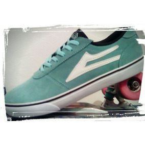 Lakai Manchester Color Aqua Skate