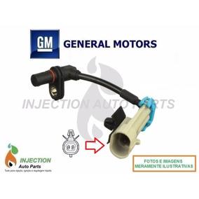 Sensor Abs Dianteiro Captiva 2.4 / 3.6 V6 4809313 / 96626078