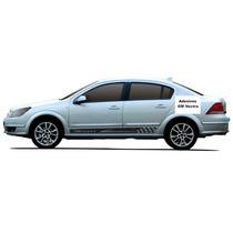 Kit Faixa Lateral Adesivo Vectra Sport Chevrolet Acessórios