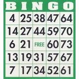 200 Cartones Bingo/bazar James Lapintana