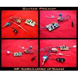 Preamp Bajo Y Guitarra Electrica True Bypass