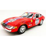 26303 Ferrari 365 Gtb4 1968 / Competizione - Burago