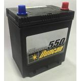 Bateria Duncan Carro N40-550 Terios Sirion Atos Spark Ion