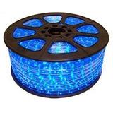 Manguera Luminosa Led Azul Ultimas Unidades En Oferta
