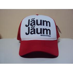 Boné Jaum Jaum Personalizados Snapback Diversas Cores