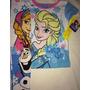 Pijama Elsa Y Anna Frozen Original De Disney
