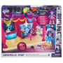 Conjunto Equestria My Little Pony Mini Playset - Hasbro