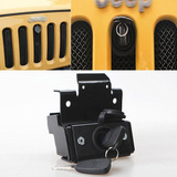 Cerradura Chapa Para Cofre Jeep Wrangler Jk 07-16 Con Llave