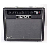 Amplificador Combo P/ Guitarra 50 W. Hiwatt Maxwatt G50cmr