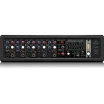 Consola Potenciada Behringer Pmp550m 4 Canales Mixer 500w Fx