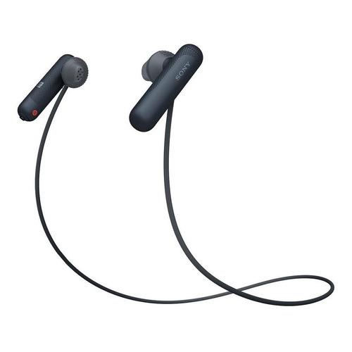 Audífonos in-ear inalámbricos Sony WI-SP500 negro