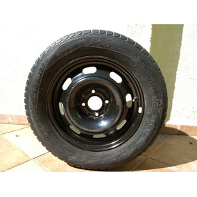 Roda Com Pneu 205/60 R-15 T Eco Sport