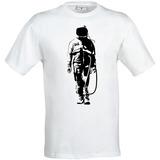Remera Banksy Street Art Astronauta Espacio Traje Stencil H